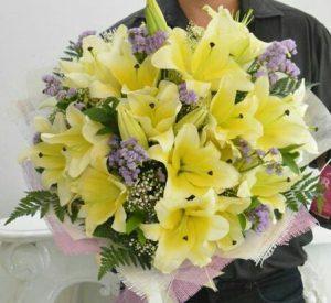 Buket Bunga Terjangkau di Sanana