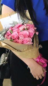 Hand Bouquet Murah di  Cilegon