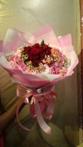 Buket Bunga Terjangkau di Langsa