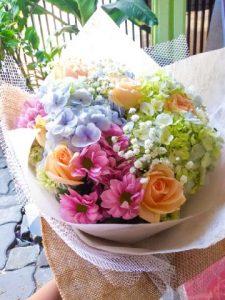 Buket Bunga Terjangkau di Bintuni