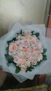Hand Bouquet Terjangkau di Maba